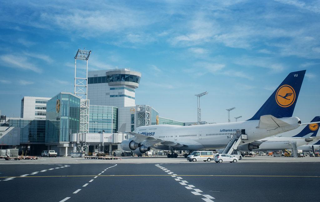Flughafen Frankfurt Main