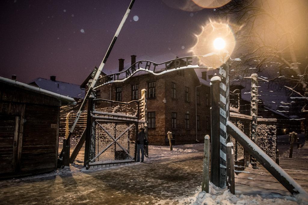 70. Jahrestag Befreiung KZ Auschwitz