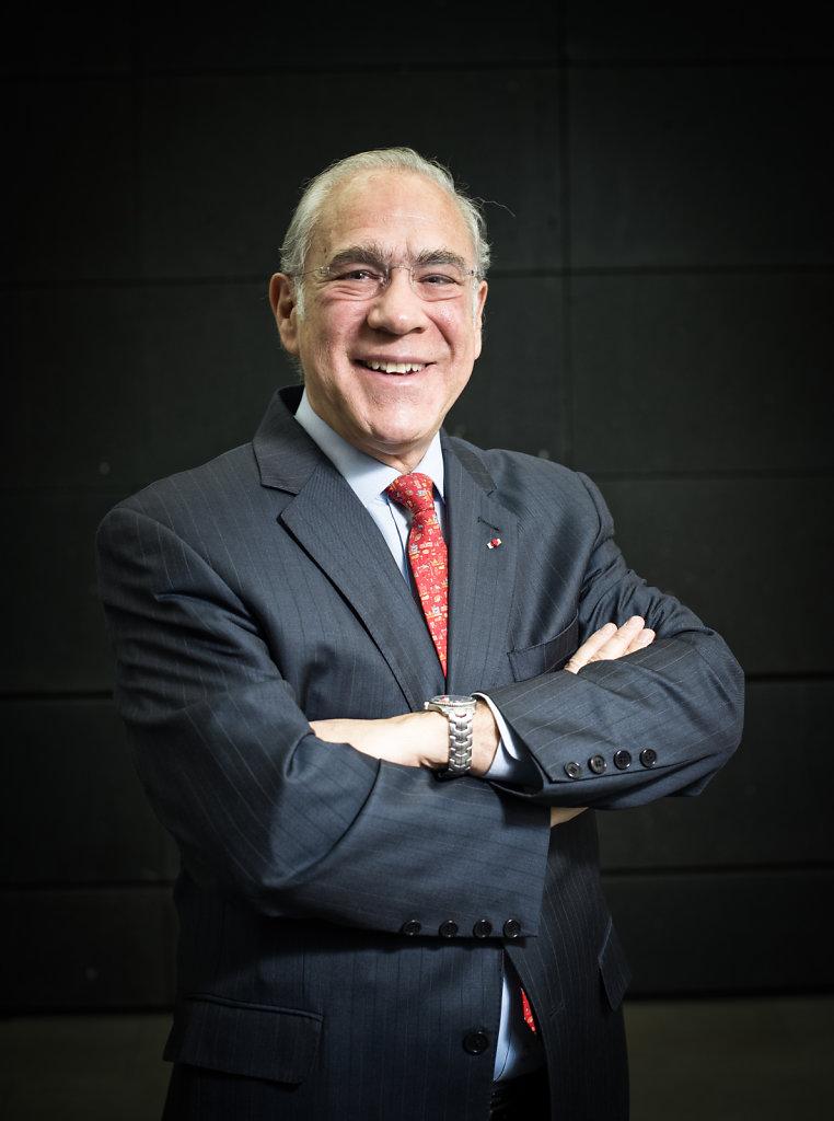 Jose Angel Gurria